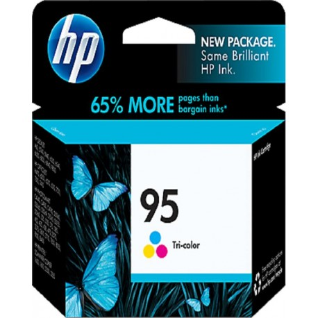 HP 95 Tri-color Original Cartridge