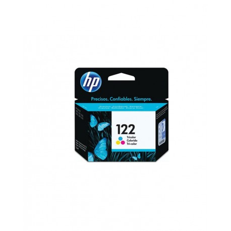 HP 122 Tri - Colour Ink Catridge - CH562HE