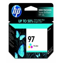 HP 97 Tri-color Original Ink Cartridge