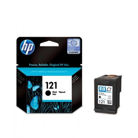 HP 121 Ink Cartridge- Black