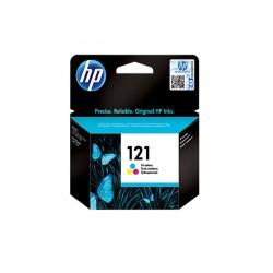 HP 121 Tri-colour Printer Ink Cartridges