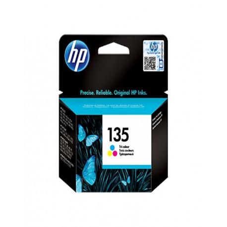 HP 135 Tri-color Original Ink Cartridge