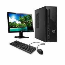 HP DESKTOP PC,290GTIM-3250 INTEL CORE i3 2.4GHZ